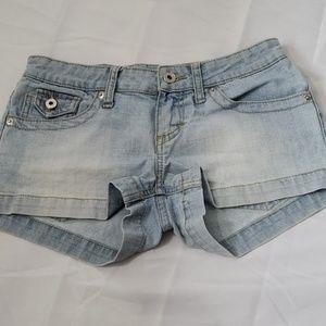 YMI short shorts